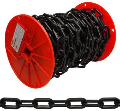 60 #8 BLK Plas Chain