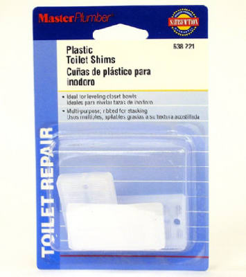 MP Plas Toilet Shim