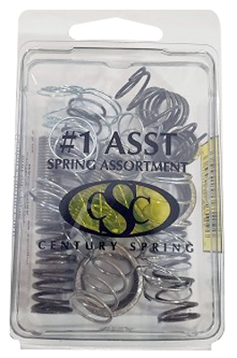 Century Spring Corp 3 5 Oz Spring Assortment Small Size