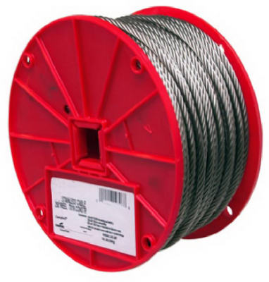 "250 1/8"" 7x7 SS Cable"