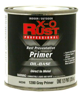 XO 1/2PT GRY MTL Primer
