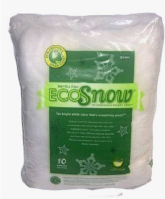 10OZ Eco Fluff Snow
