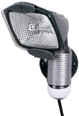 100W Motion Floodlight