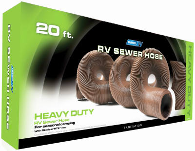 20 HD RV Sewer Hose