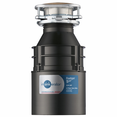 3/4HP Garbage Disposer