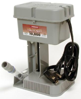 10000 CFM Offset Pump