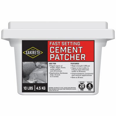 10LB Cement Patcher