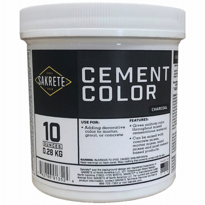 LB Cement CHAR Color