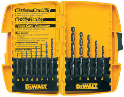 13PC BLK OX Dri Bit Set