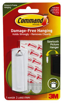 Saw Tooth Pic Hanger