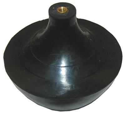 2-1/2Rubb Toil TankBall
