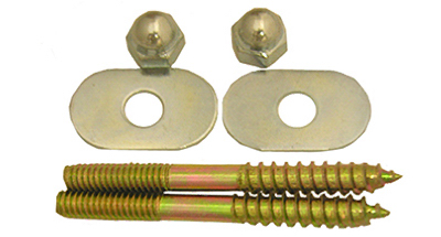 1-4x2-1/2 Toil Screw