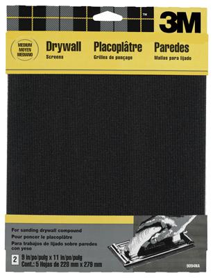 2PK 9x11 MED Sandpaper