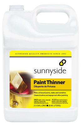 2-1/2 GAL Paint Thinner