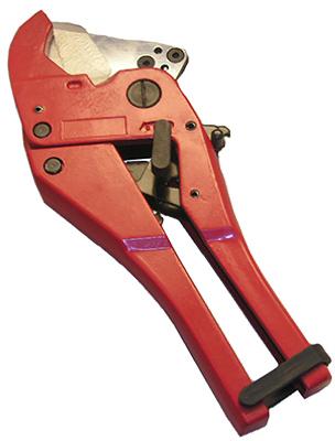 """1"""" PVC Pipe Cutter"""