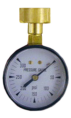 300PSI WTR Test Gauge