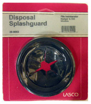 333 Disp Splash Guard