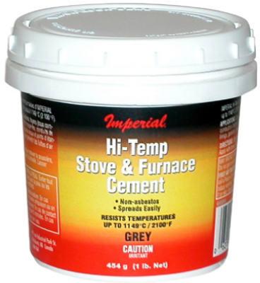 8OZ Hi-Temp Furn Cement