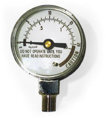 Canner Steam Gauge