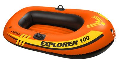 58x33 Explorer 100 Boat
