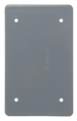 FS PVC BLNK Box Cover