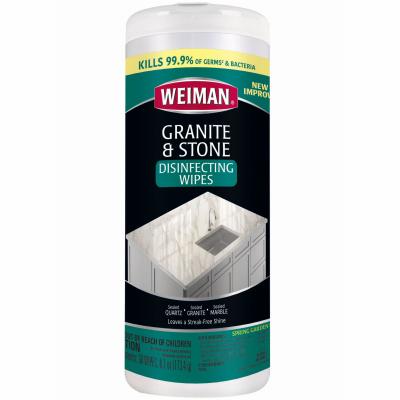 30CT Granite Wipes