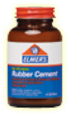 4OZ Rubber Cement - Woods Hardware