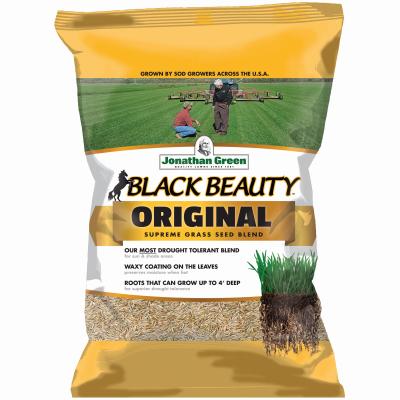 25LB BLK Beauty Seed