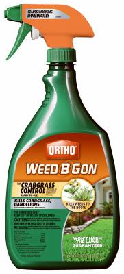 24OZ RTU Weed B Gon