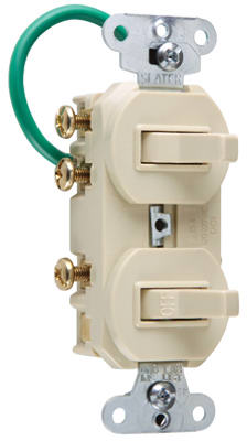 15A IVY SP/3WY Switch