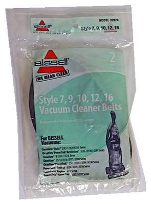 2PK Cleanview Repl Belt