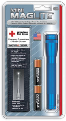 BLU 2AA Flashlight Pack