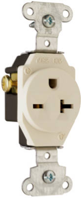 20A ALM HD SGL Outlet