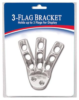 3 Flag Display Bracket
