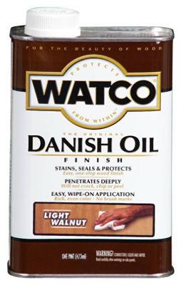 QT LT Walnut Oil Finish