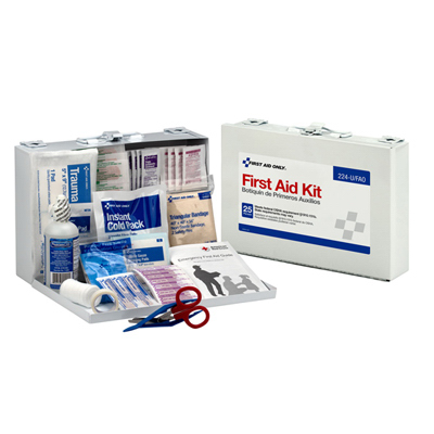 25 Person First Aid Kit - Woods Hardware