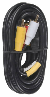 12Stereo A/V Cable Kit