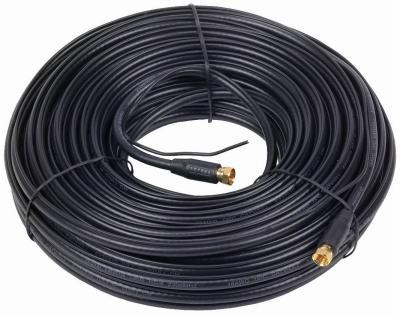 100 BLK RG6 Buri Cable