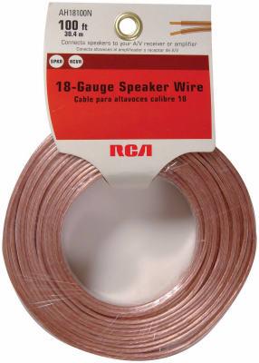 100 18/2 Speaker Wire