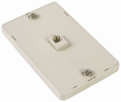 BGE Wall MNT Phone Jack