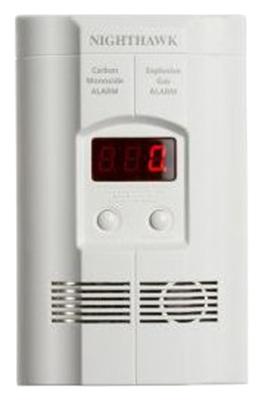 CO&Explosive Gas Alarm