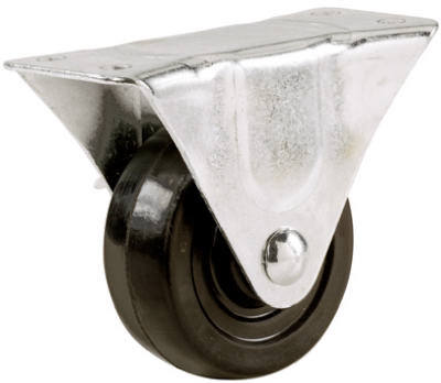 "1-1/2""Rubb Rigid Caster"