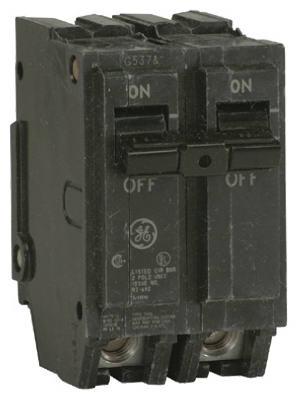 GE 125A DP Circ Breaker
