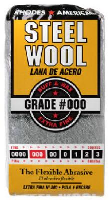 12PK #000 STL Wool