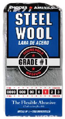 12PK #1 STL Wool Pad