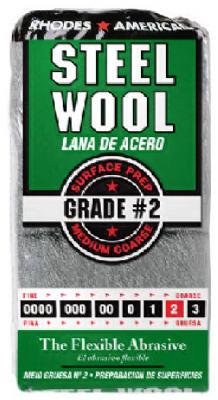12PK #2 STL Wool Pad