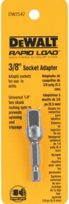 "3/8"" Sock Adapter"