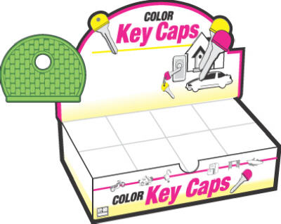 200PK Neon Key Cap