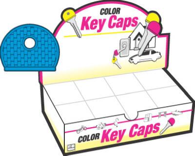 200PK Colored Key Cap