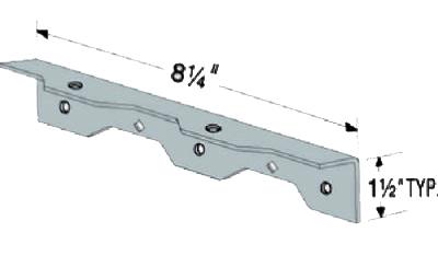 "9""Staircase Angle Z-Max"